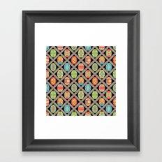 Egg-stravaganza Framed Art Print