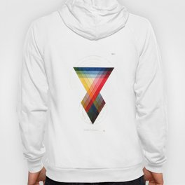 Prismatic Color Hoody