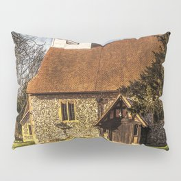 Church of St Mary Sulhamstead Abbots Pillow Sham