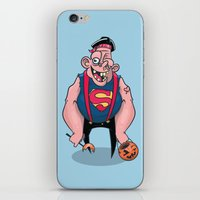 sloth iPhone & iPod Skins featuring Sloth by Artistic Dyslexia