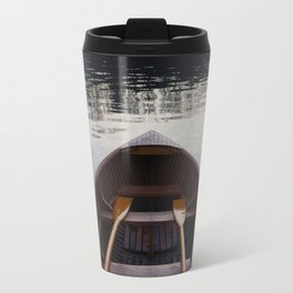 No where to row Travel Mug