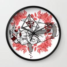 the pledge Wall Clock