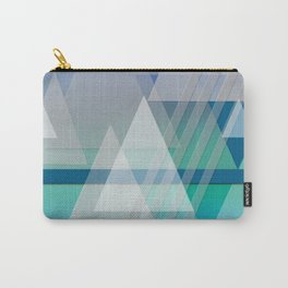 Funky Triangles Carry-All Pouch