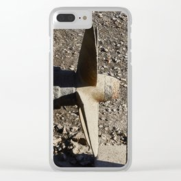 Hélice Clear iPhone Case