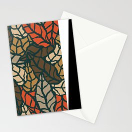 Nature leaves 004 Stationery Cards