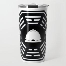 Dharma - Beehive Station (Black) Travel Mug