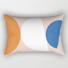 Abstraction_Balance_ROCKS_Minimalism_003 Rectangular Pillow