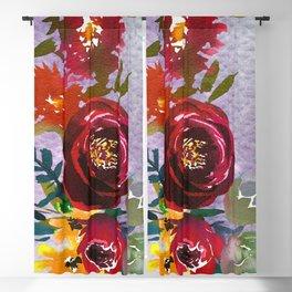 Flowers Bouquet 144 Blackout Curtain
