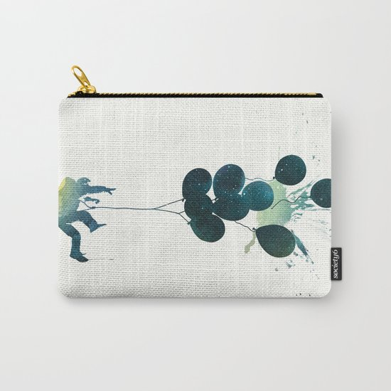 The Big Bang Carry-All Pouch