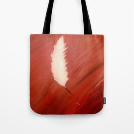 Blood, Feather & Fate Tote Bag