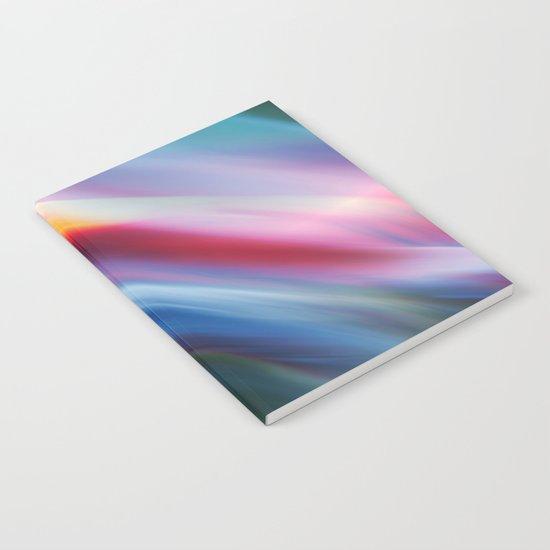 sensorial nature Notebook