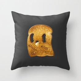 Goast Throw Pillow
