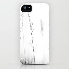 Prairie d'été, un souvenir fugace … iPhone Case