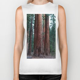 The Word For World Is Forest Biker Tank