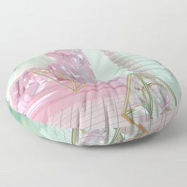 Soothing 3D Feeling Floor Pillow