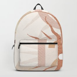 Geomertic Shapes Backpack