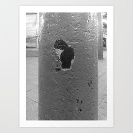 Manneken Pis - NYC Style Art Print