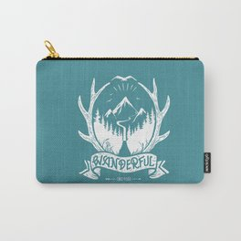 wanderful! Carry-All Pouch