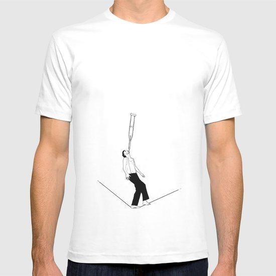 balance beam T-shirt