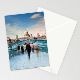 On The Bridge Stationery Cards