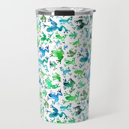 Tree Frogs Travel Mug