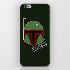 The FETT! iPhone & iPod Skin