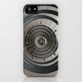 Concentric iPhone Case