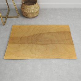 Plywood board texture  Rug