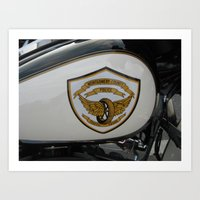 police Art Prints featuring Police by LZ Productions