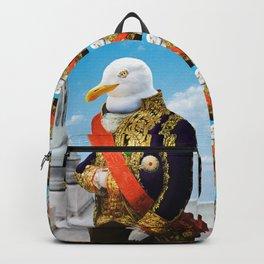 Portrait of Grand Duke Gaius C. Gulle Backpack