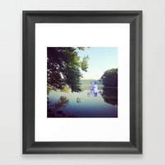 A Vision of Perfection Framed Art Print
