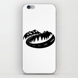 Cascade Camper Stealth Logo iPhone Skin