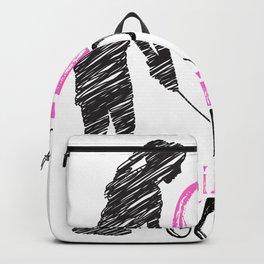 Real Girls Play Mini Golf Backpack