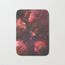 The Cat's Paw Nebula Bath Mat