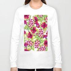 Purple Paradise Long Sleeve T-shirt