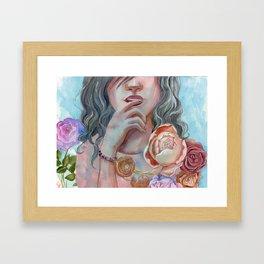 In this moment Framed Art Print