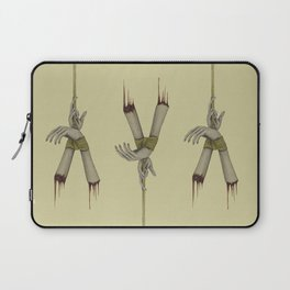 Bound by Love Laptop Sleeve
