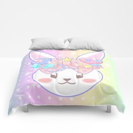 Fairy Kei Decora Bunny Comforters