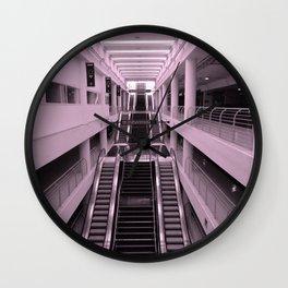 Esclator Wall Clock
