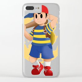 Ness Clear iPhone Case