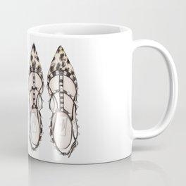 LEOPARD HEELS Coffee Mug