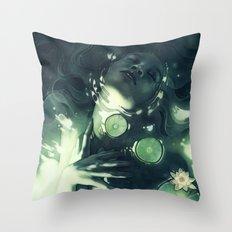 Muse Throw Pillow