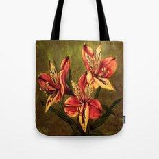 Lilies  Tote Bag