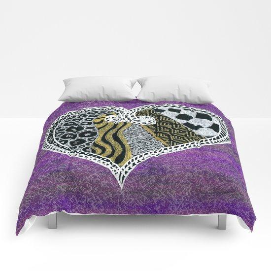 Tangle Feeling Comforters