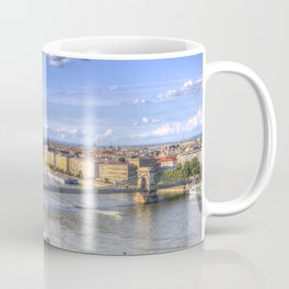 Budapest Cityscape Coffee Mug