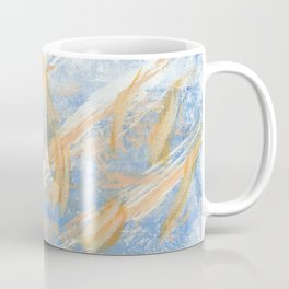 Dancing Fish (Abstract) Coffee Mug