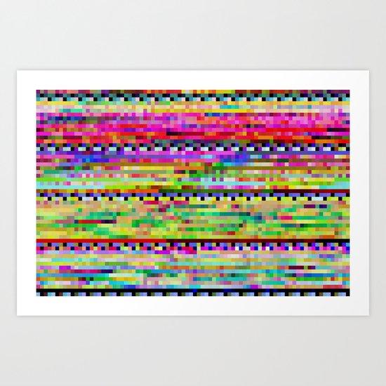 CDVIEWx4ax2bx2b Art Print
