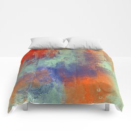 Abstract in Cools and Warms Comforters