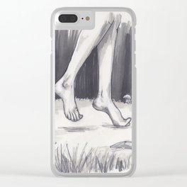 Fairy Ring Clear iPhone Case