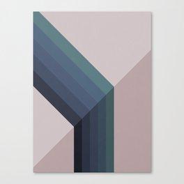 A Huge Gap Canvas Print
